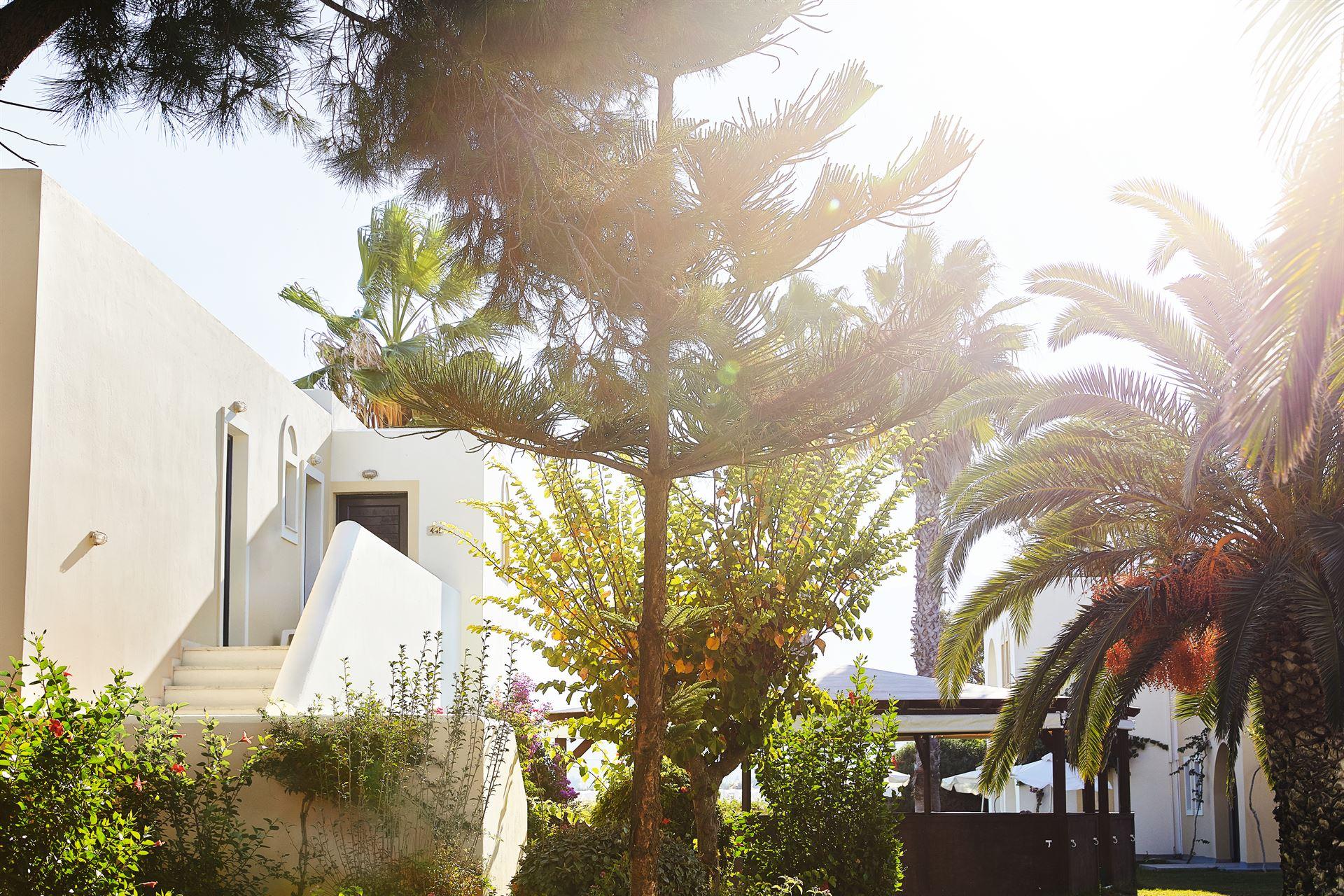 Grecotel Casa Paradiso: Bungalows