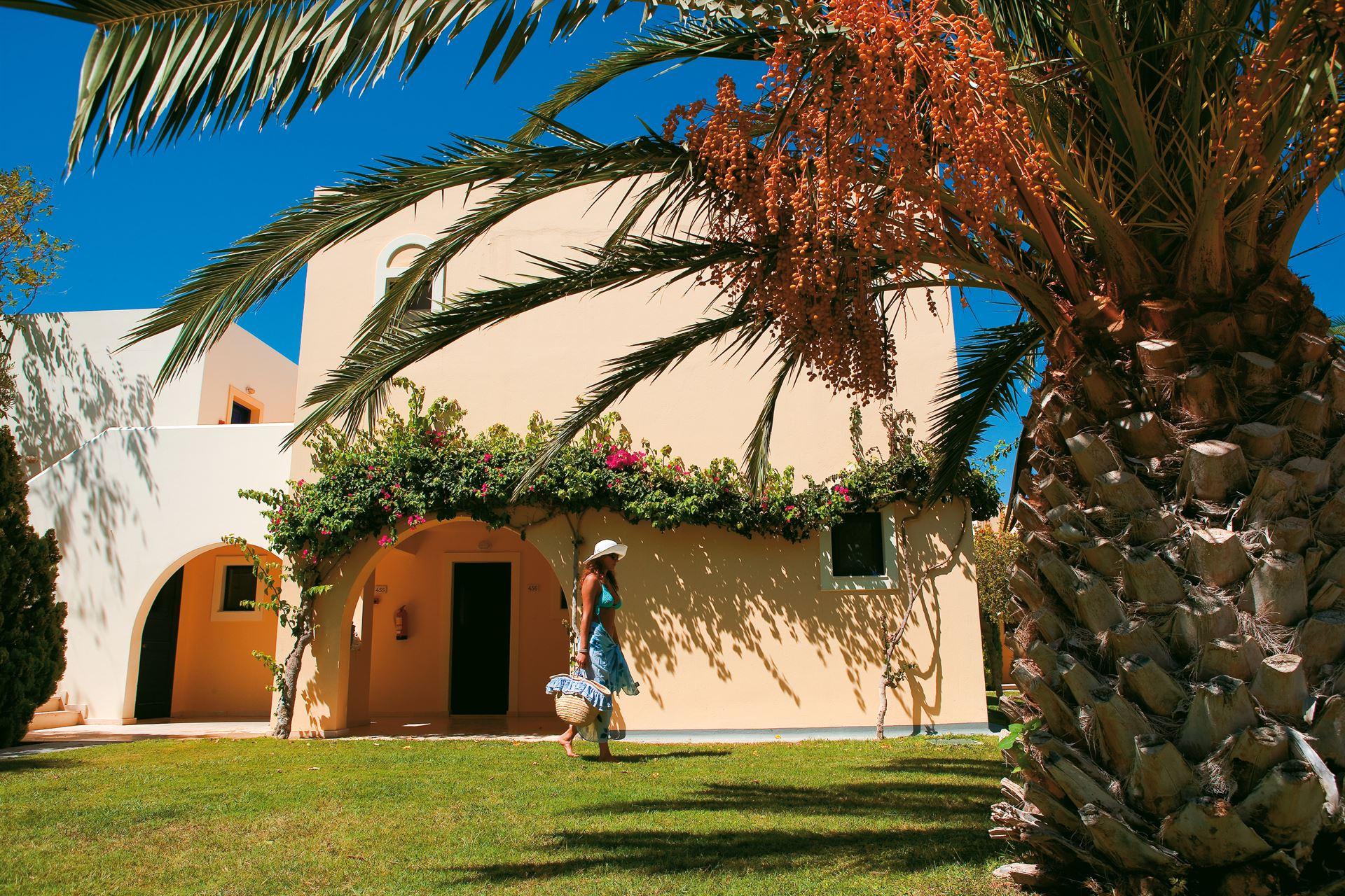 Grecotel Casa Paradiso: Bungalow