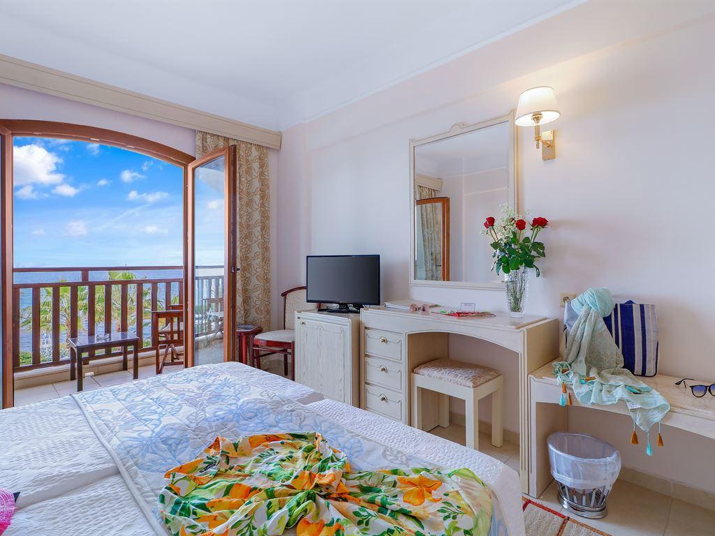 Creta Star Hotel: Sea View Room