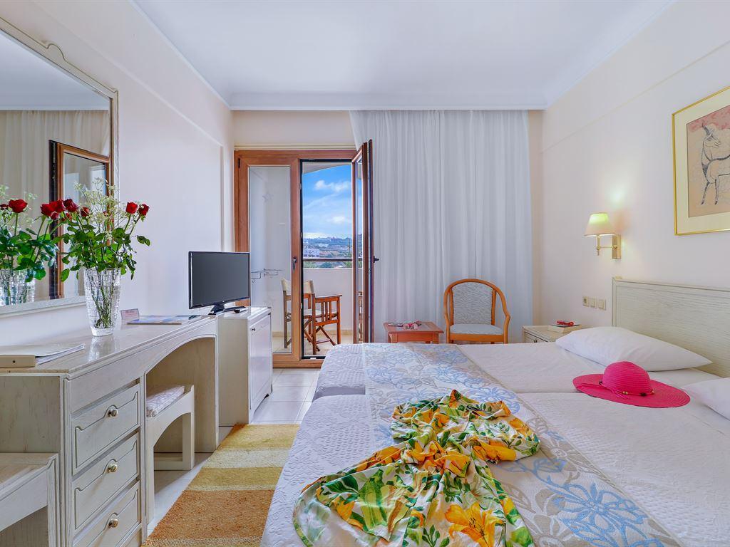 Creta Star Hotel: MV Room