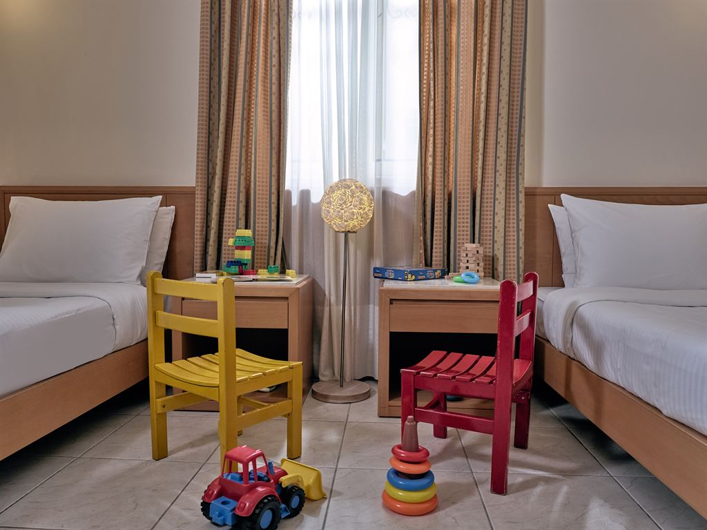 Pilot Beach Resort & Spa Hotel: Family Junior 2-nd room