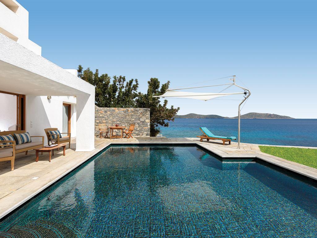 Elounda Peninsula All Suite Hotel: Royal Grande Suite