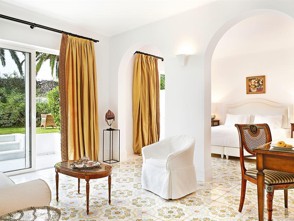 Caramel Grecotel Boutique Resort: Open Plan Bungalow Suite