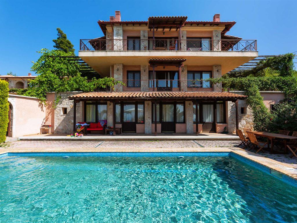 Ev Zin Village: Athos Villa