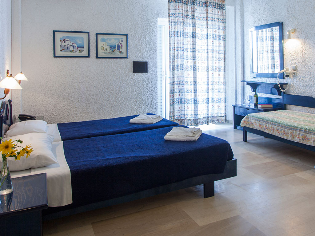 Golden Beach Hotel-Apartments: Triple Room