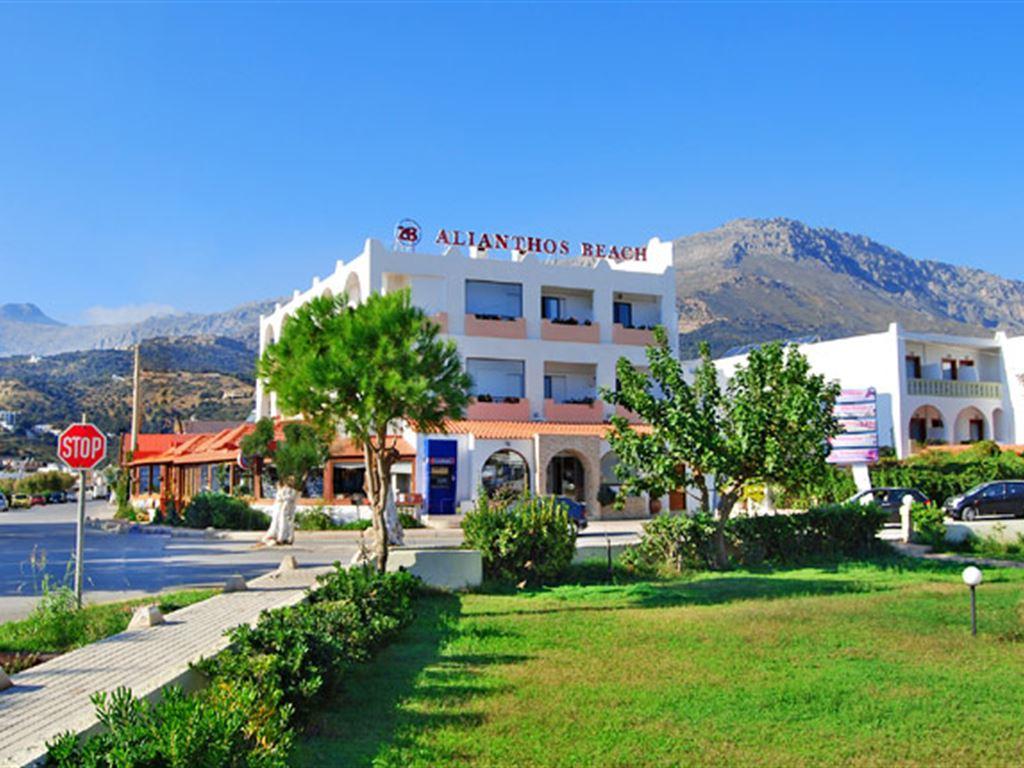 Alianthos Beach Hotel