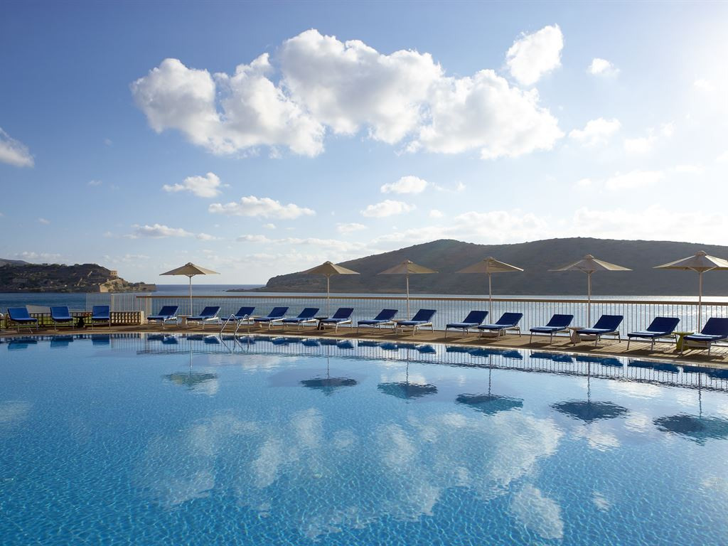 Domes of Elounda, Autograph Collection : Adults pool