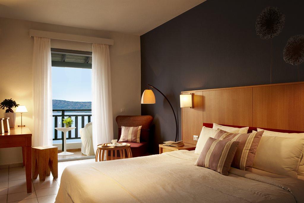 Elounda Blu Hotel: Double Room Sea View
