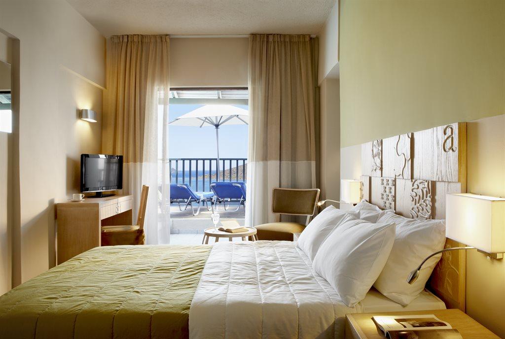 Elounda Blu Hotel: Junior Suite individual Pool