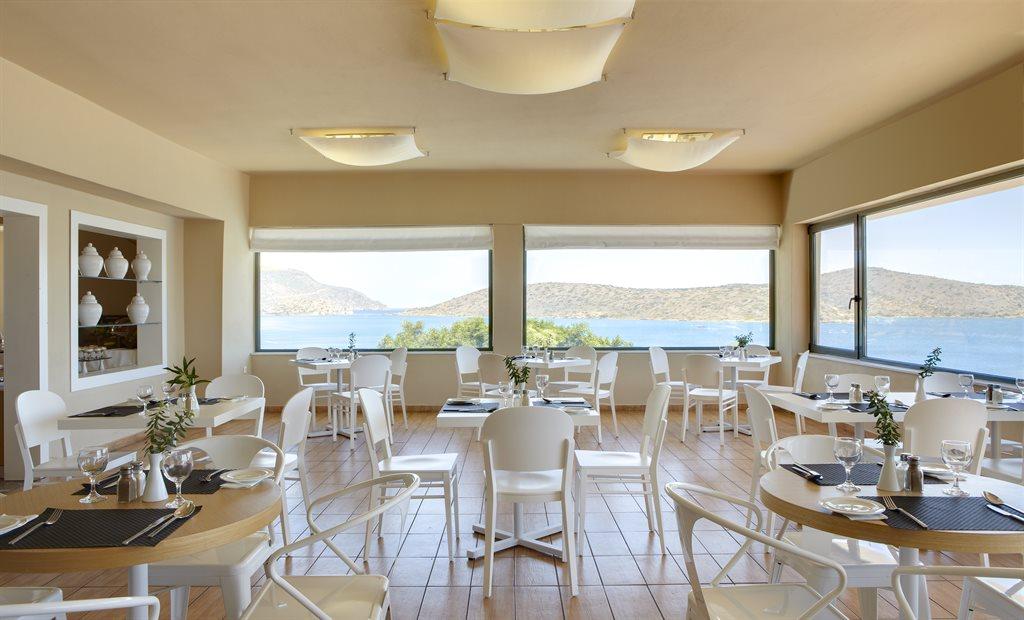 Elounda Blu Hotel: Main Restaurant