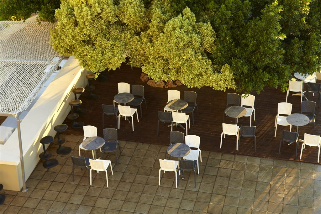 Elounda Blu Hotel: Pool Bar