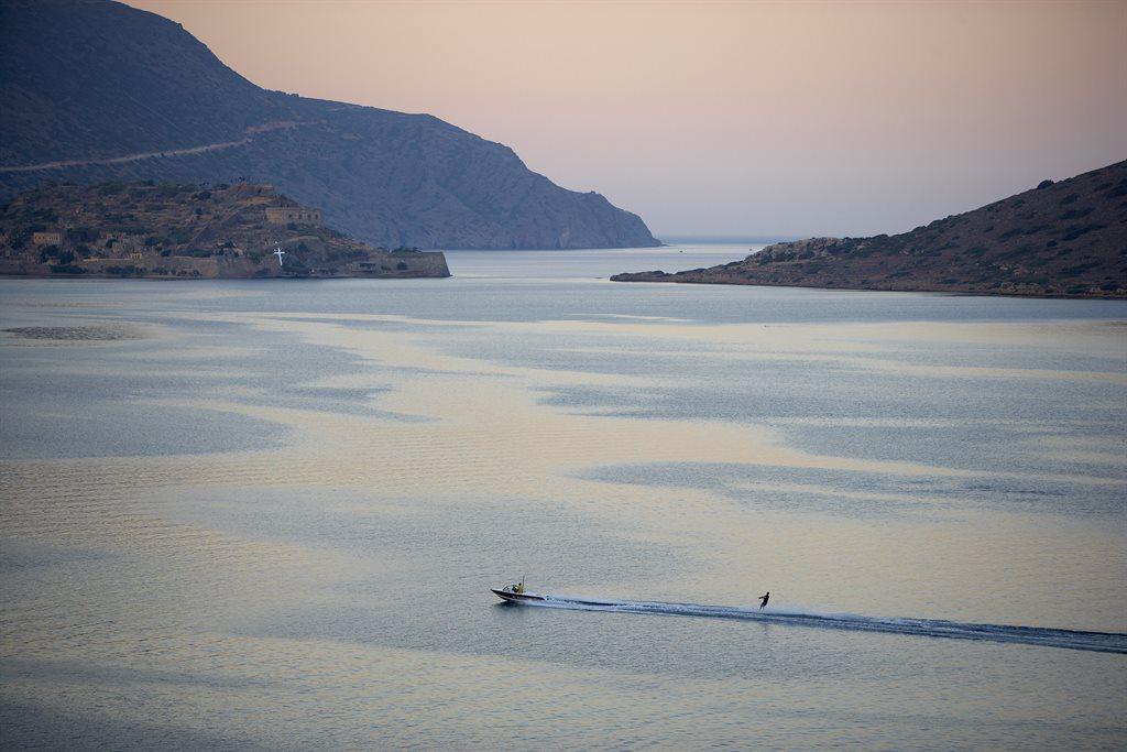 Elounda Blu Hotel: Watersports