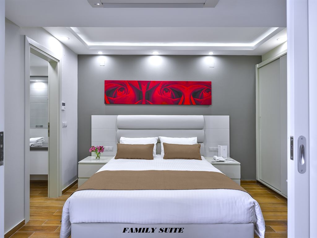 Fodele Beach & Water Park Holiday Resort: Family Suite