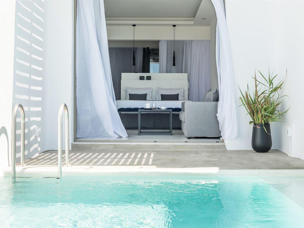 Knossos Beach Bungalows: Junior Suite WE