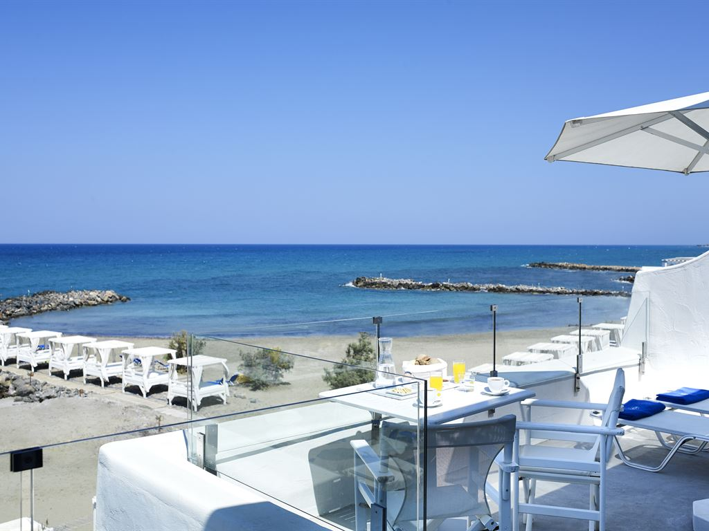 Knossos Beach Bungalows: Island Suites & Villas