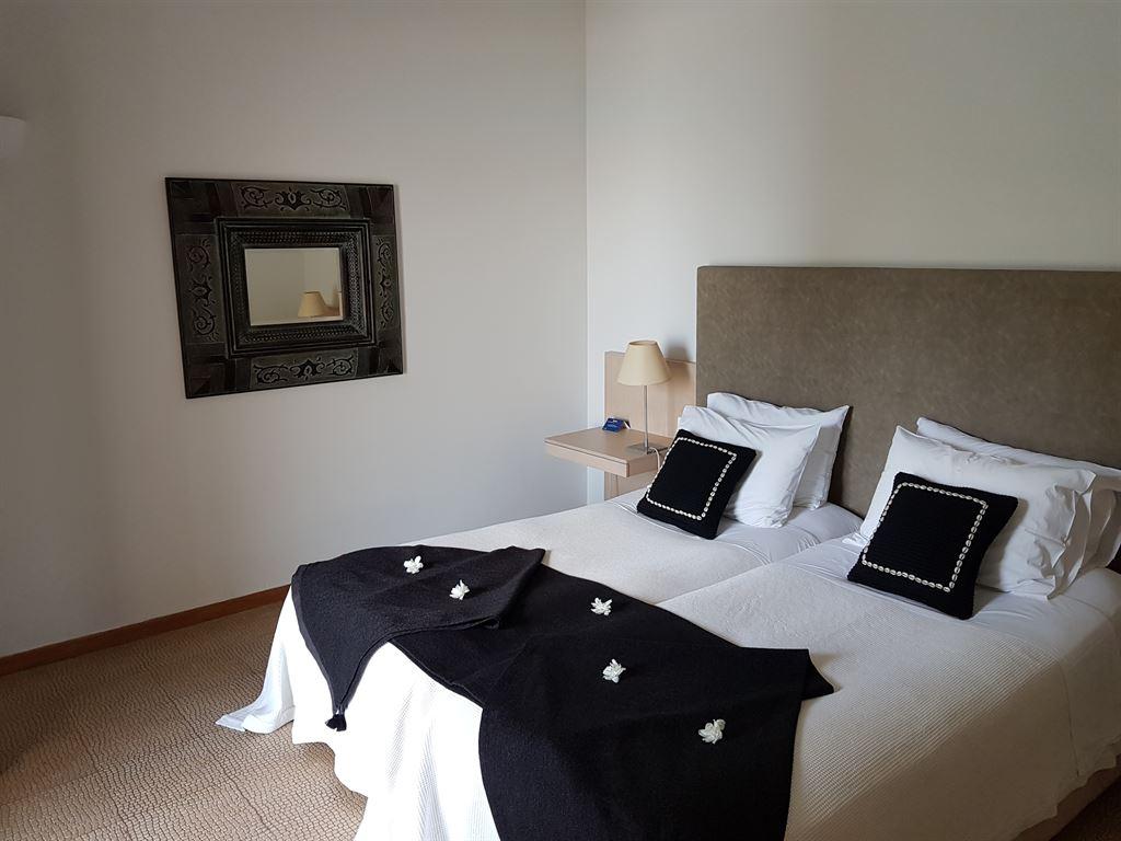 Minos Beach Art Hotel: Bungalow SV