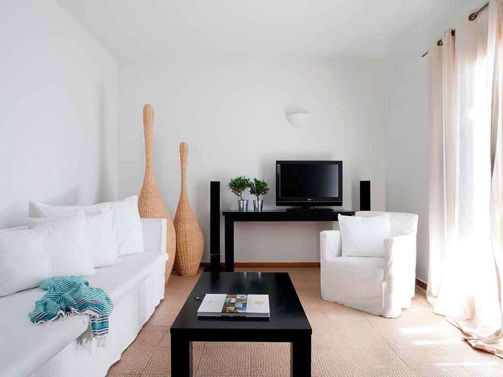 Minos Beach Art Hotel: Two Bedroom Villa