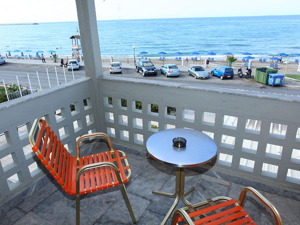 Zantina Hotel: Balcony SV