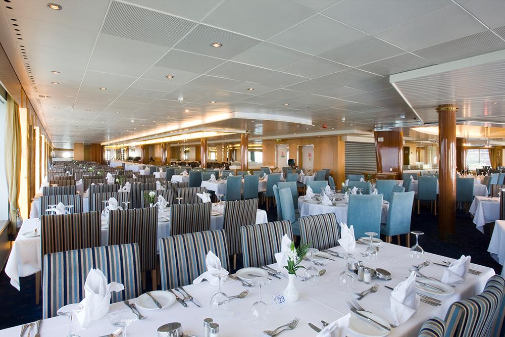 Celectyal Cruise Cristal 7 Nights: La Scala ресторан