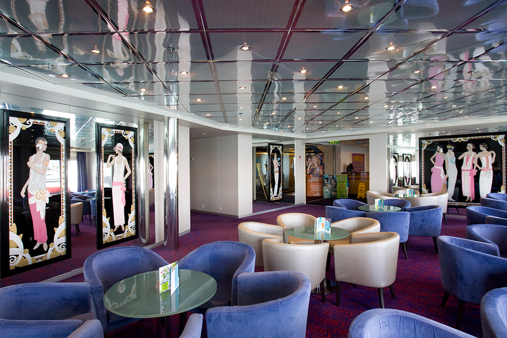 Celectyal Cruise Cristal 7 Nights: Romeo & Julliet зал