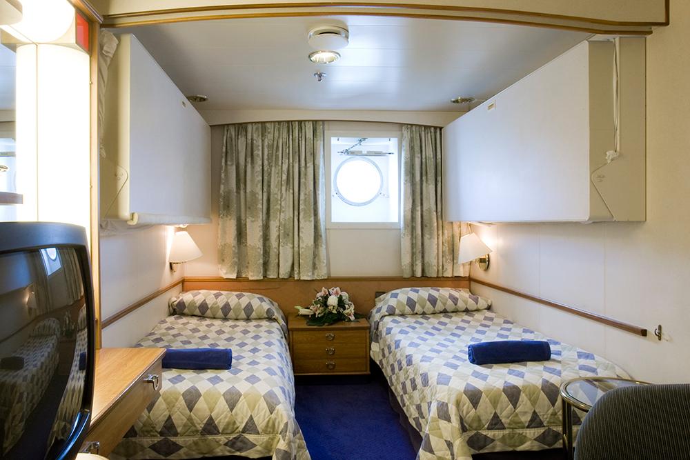 Celectyal Cruise Cristal 7 Nights: каюта XA