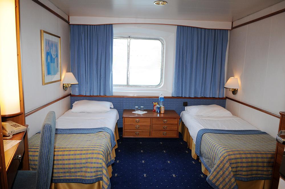 Celectyal Cruise Cristal 7 Nights: каюта XB