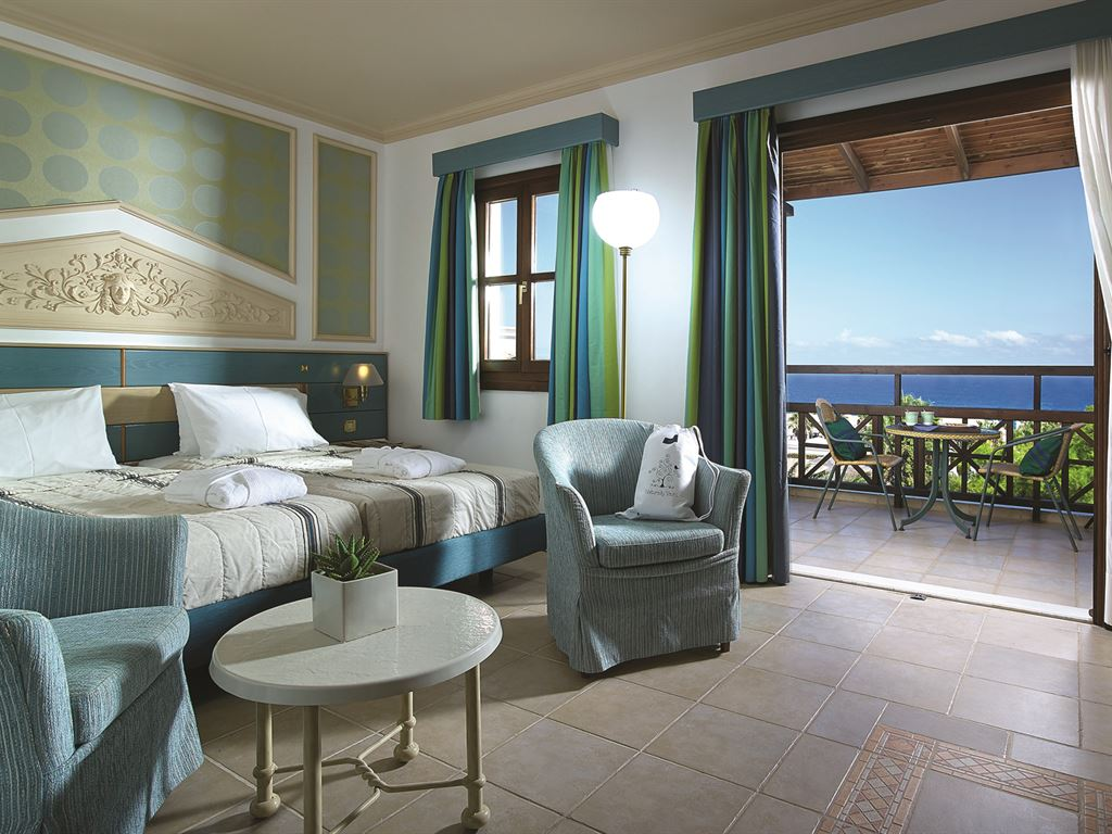 Aldemar Royal Mare Luxury Resort & Thalasso : Double SV