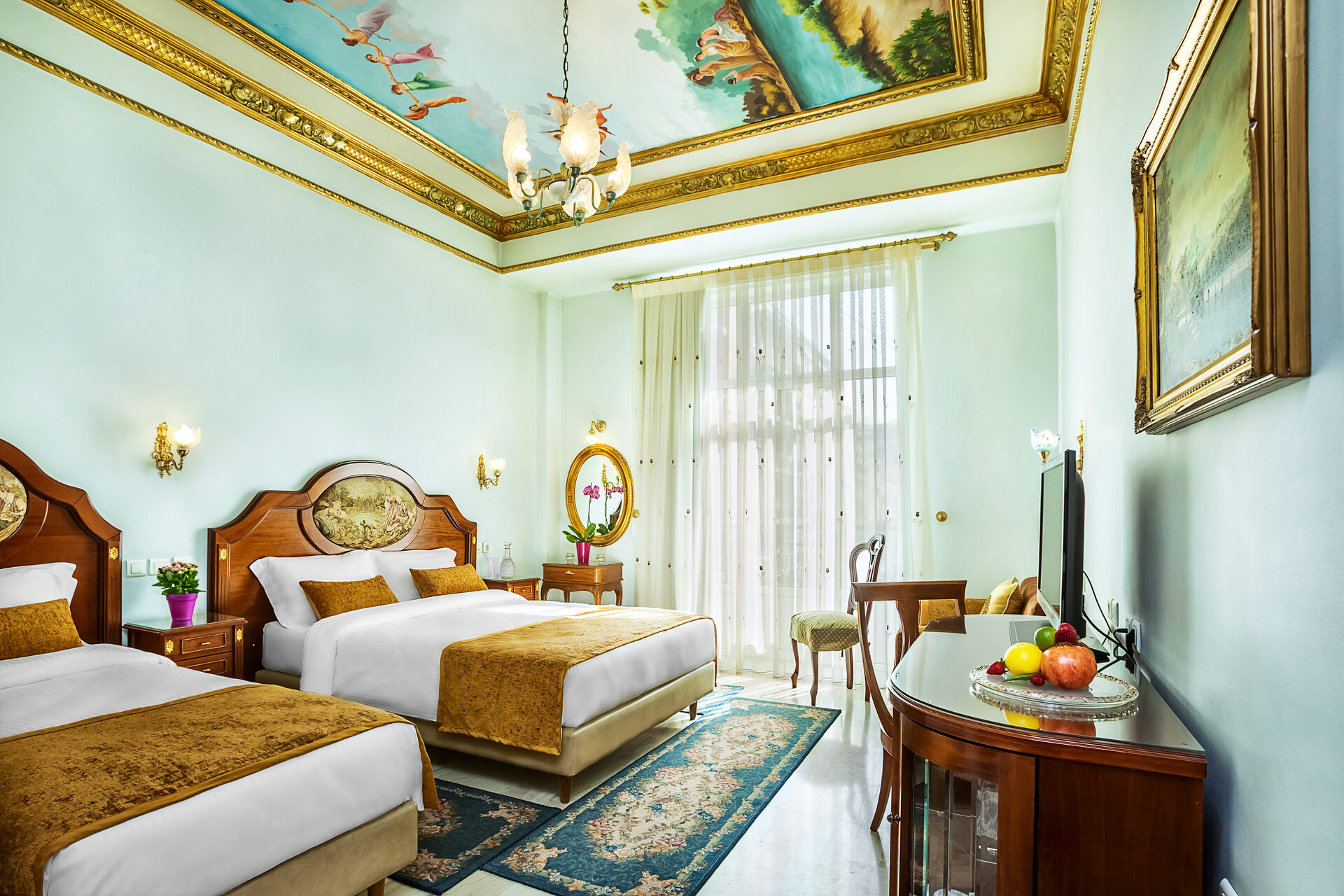 ad Imperial Palace Hotel Thessaloniki : Comfort Triple