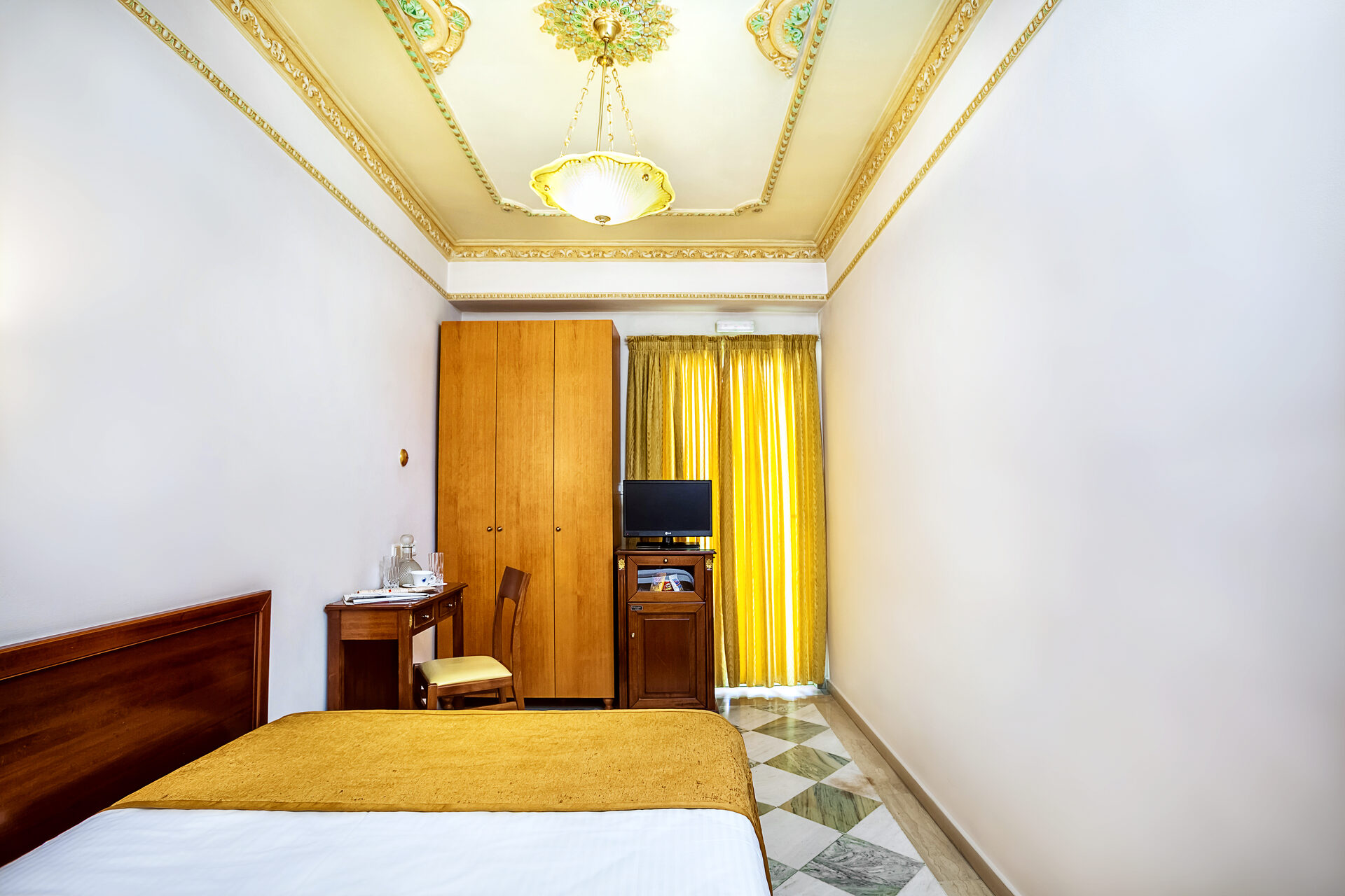ad Imperial Palace Hotel Thessaloniki : Single Budget