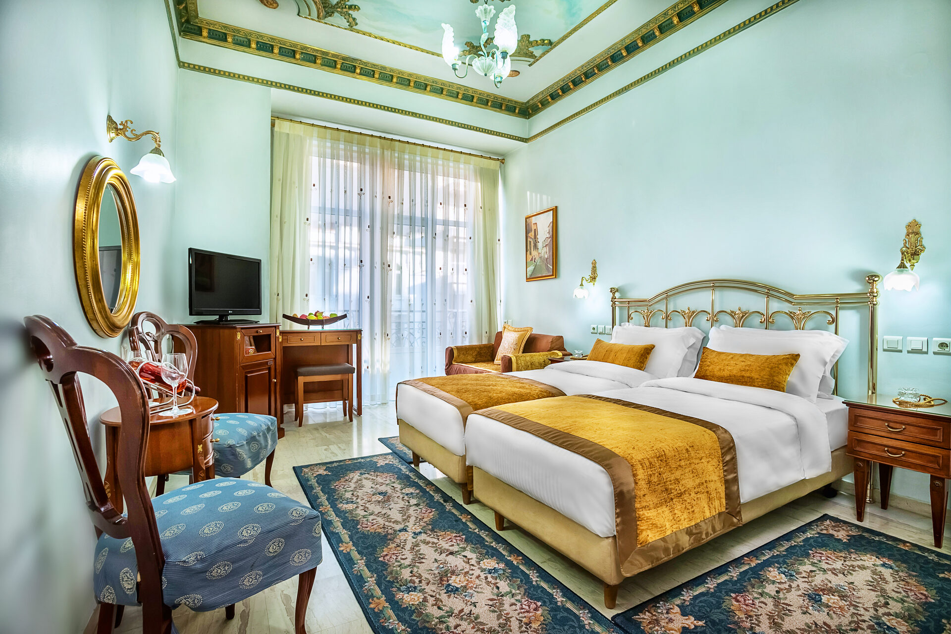 ad Imperial Palace Hotel Thessaloniki : Comfort Twin