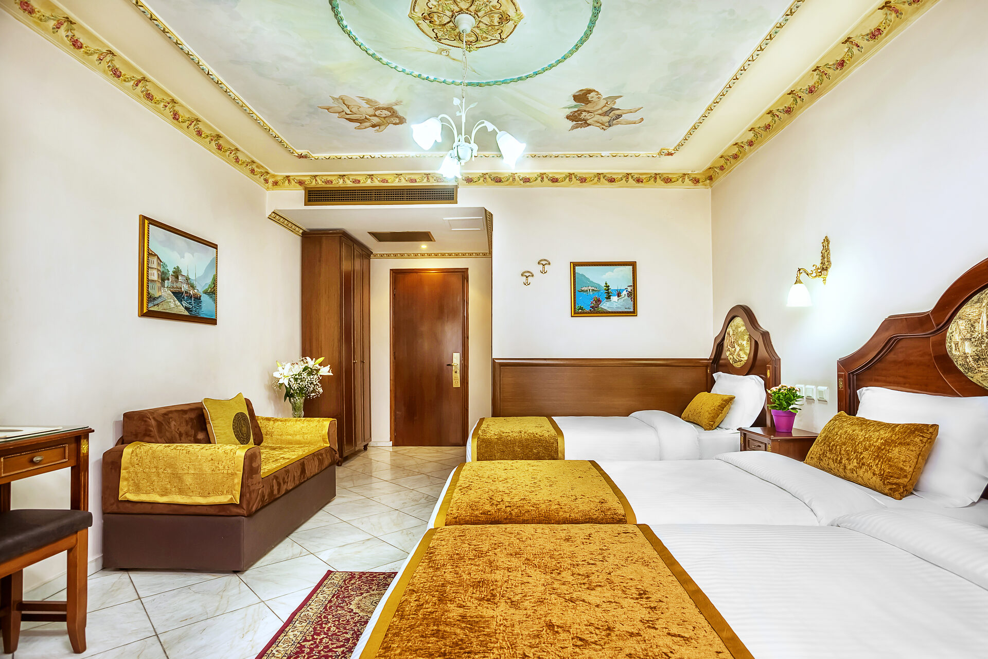 ad Imperial Palace Hotel Thessaloniki : Triple Standard City