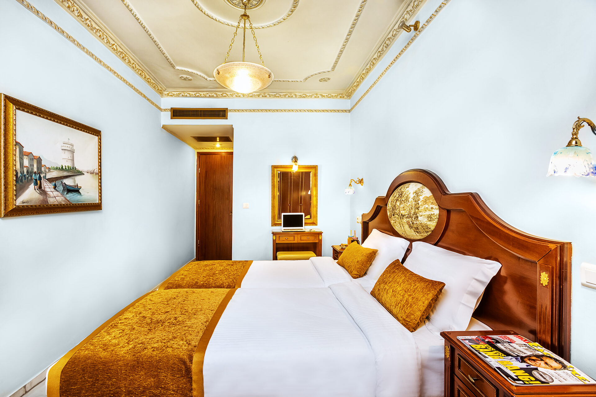 ad Imperial Palace Hotel Thessaloniki : Twin Standard City