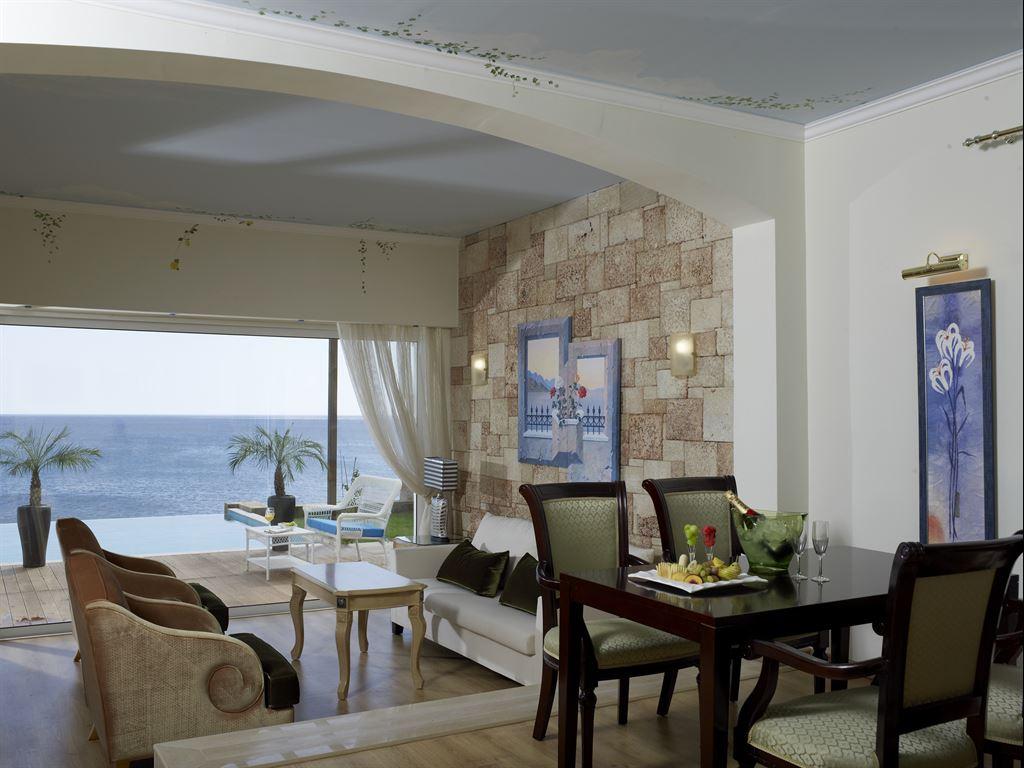 Atrium Prestige Thalasso Spa Resort & Villas: Ambassador Beach Villa 3-Bedrooms with Pool