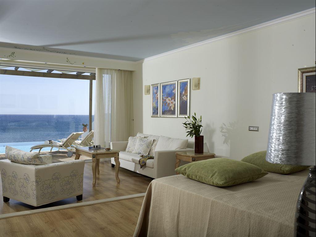 Atrium Prestige Thalasso Spa Resort & Villas: Platinum Beach Villa SV with Pool