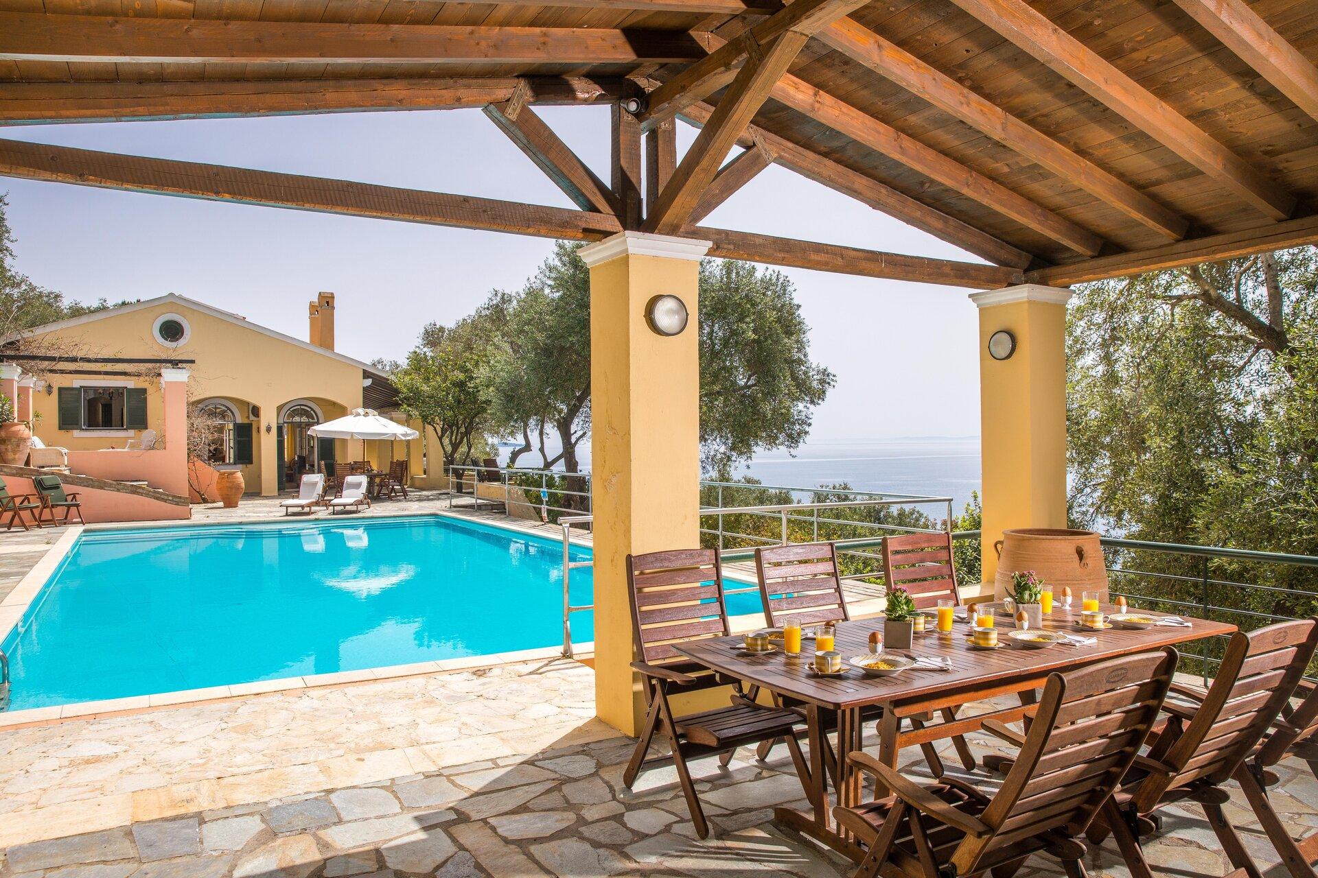 Dream Villa in Corfu