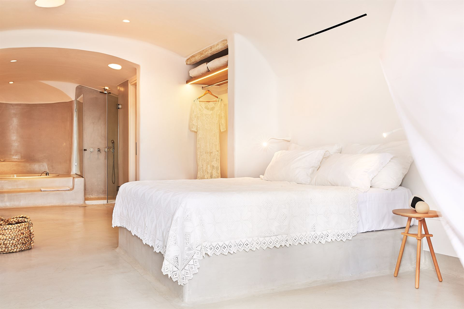 Mykonos Blu Grecotel Exclusive Resort: Open Plan Suite PP