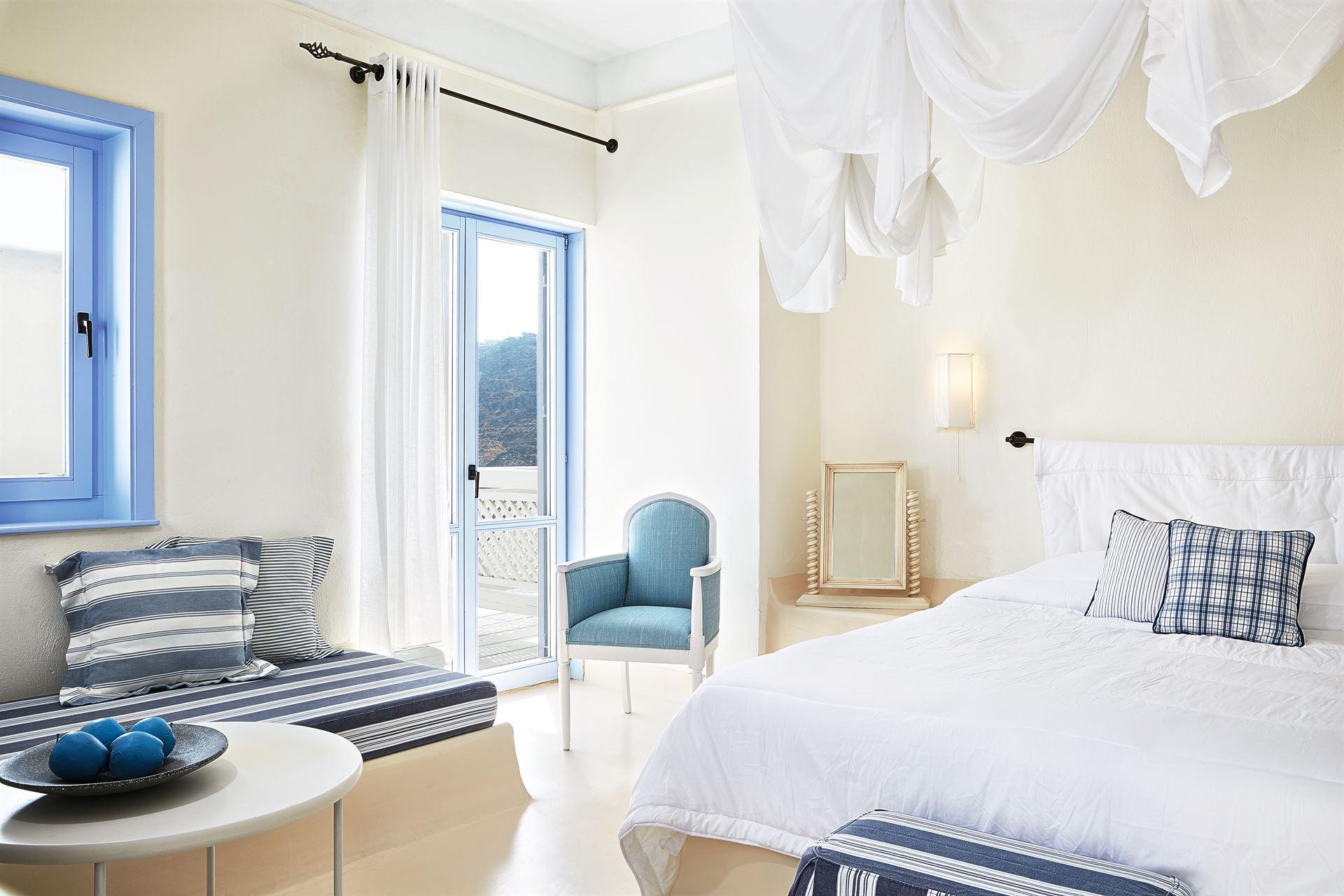 Mykonos Blu Grecotel Exclusive Resort: Island Bungalow