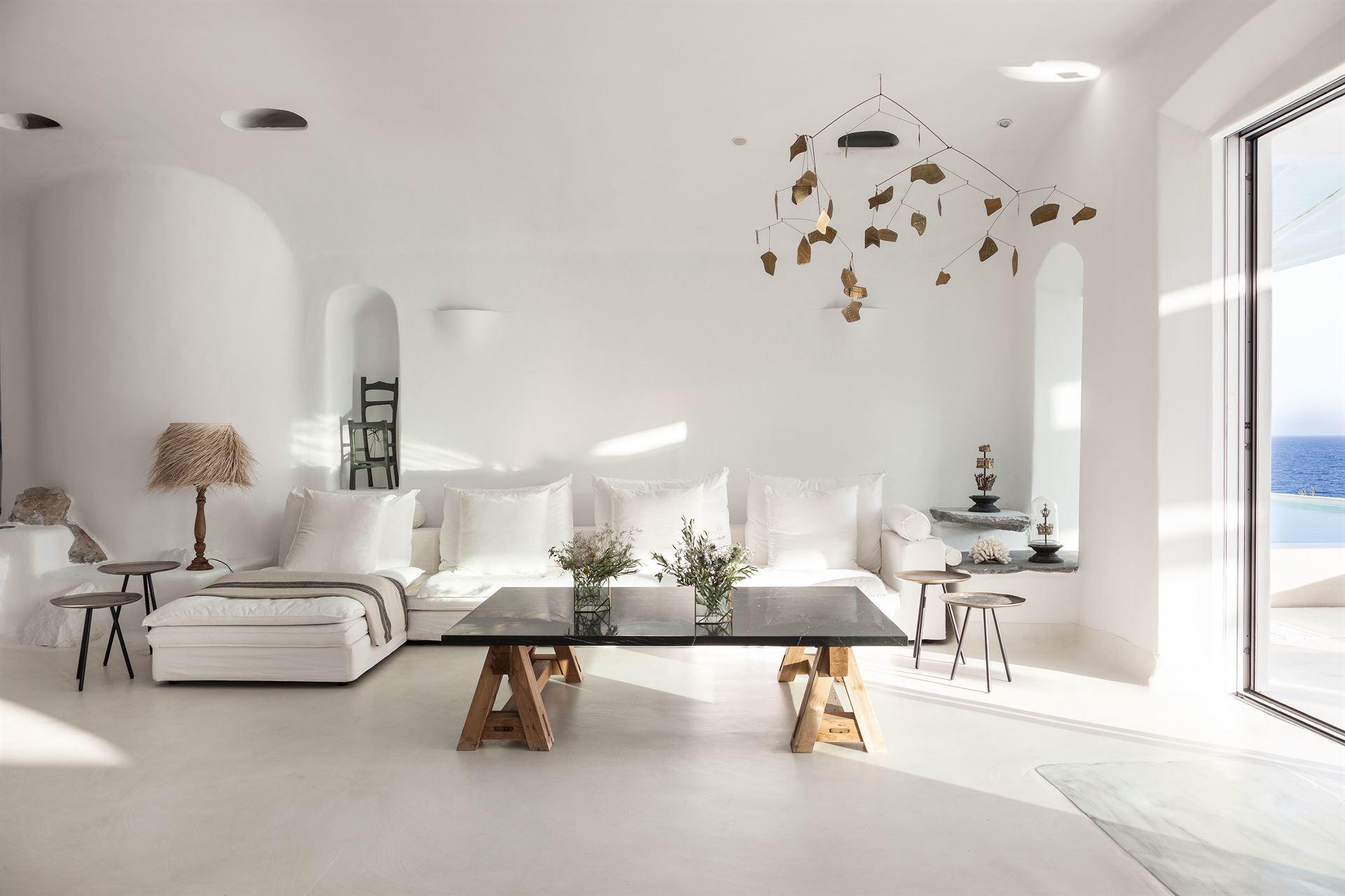 Mykonos Blu Grecotel Exclusive Resort: Royal Blu Mansion