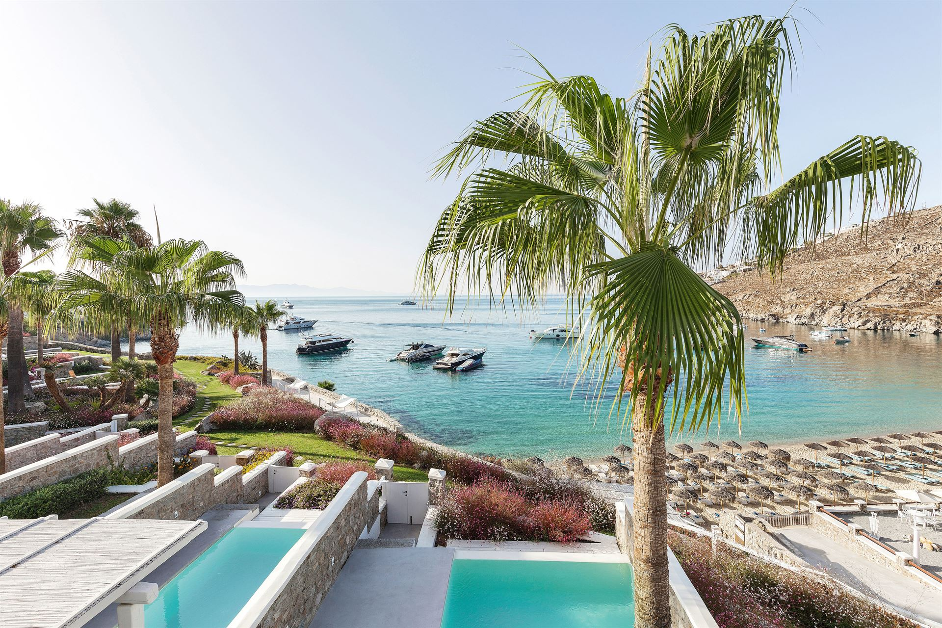 Mykonos Blu Grecotel Exclusive Resort: Grand Blu Suite PP