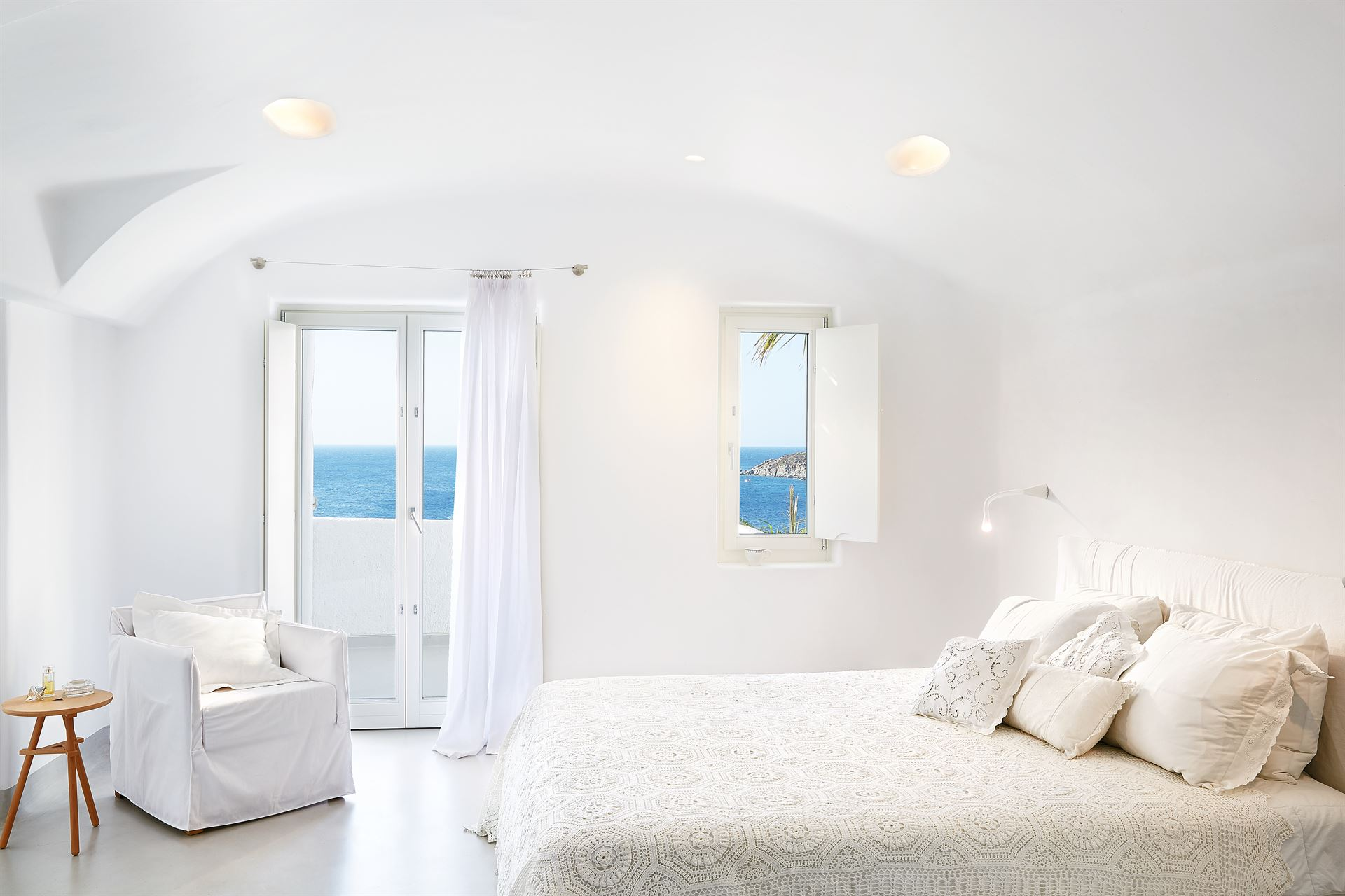 Mykonos Blu Grecotel Exclusive Resort: Euphoria Suite