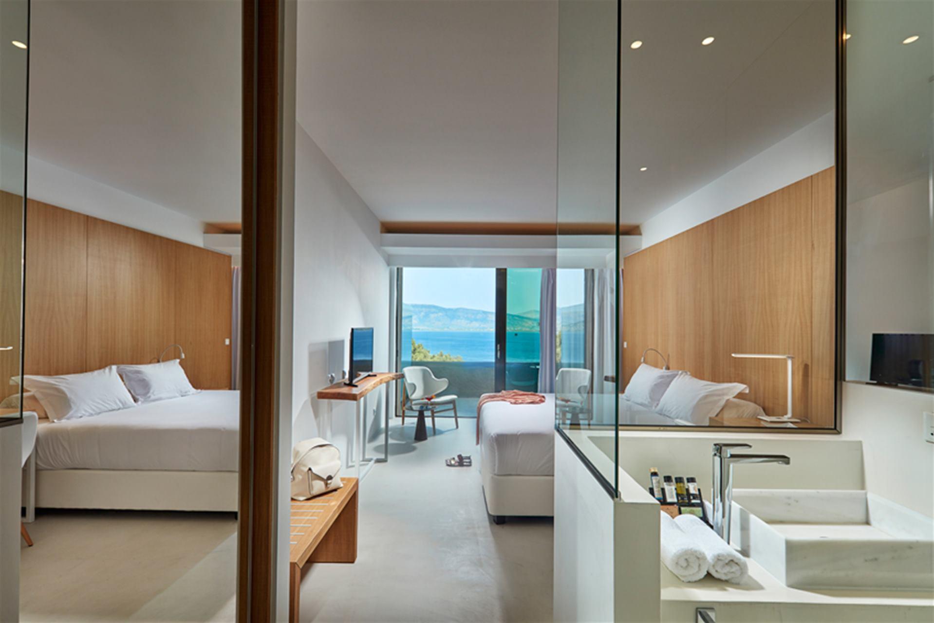 Atlantica Nissaki Beach Hotel: Double Superior