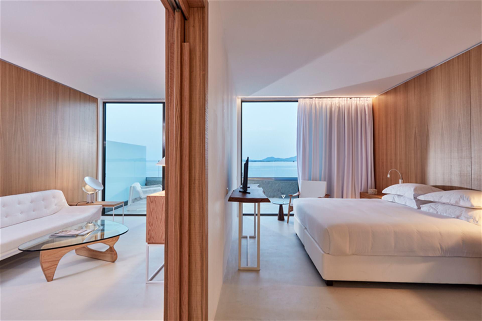 Atlantica Nissaki Beach Hotel: Suite 1-Bedroom