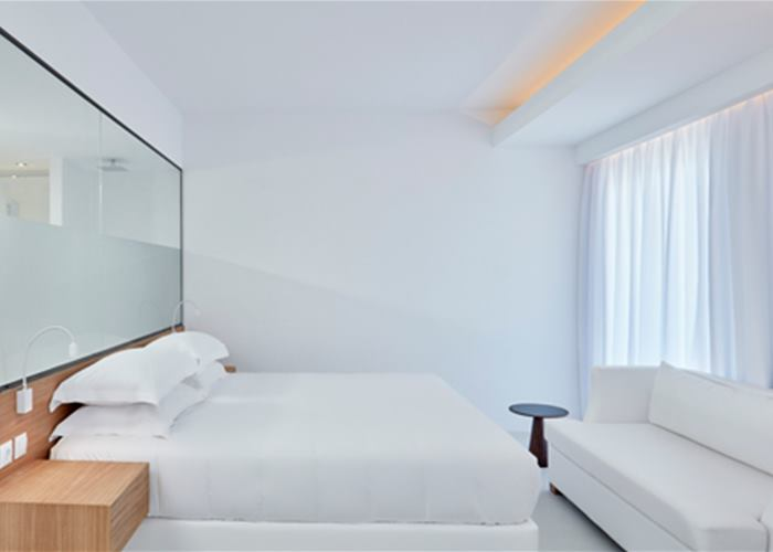 Atlantica Nissaki Beach Hotel: Dbl Swim up SV
