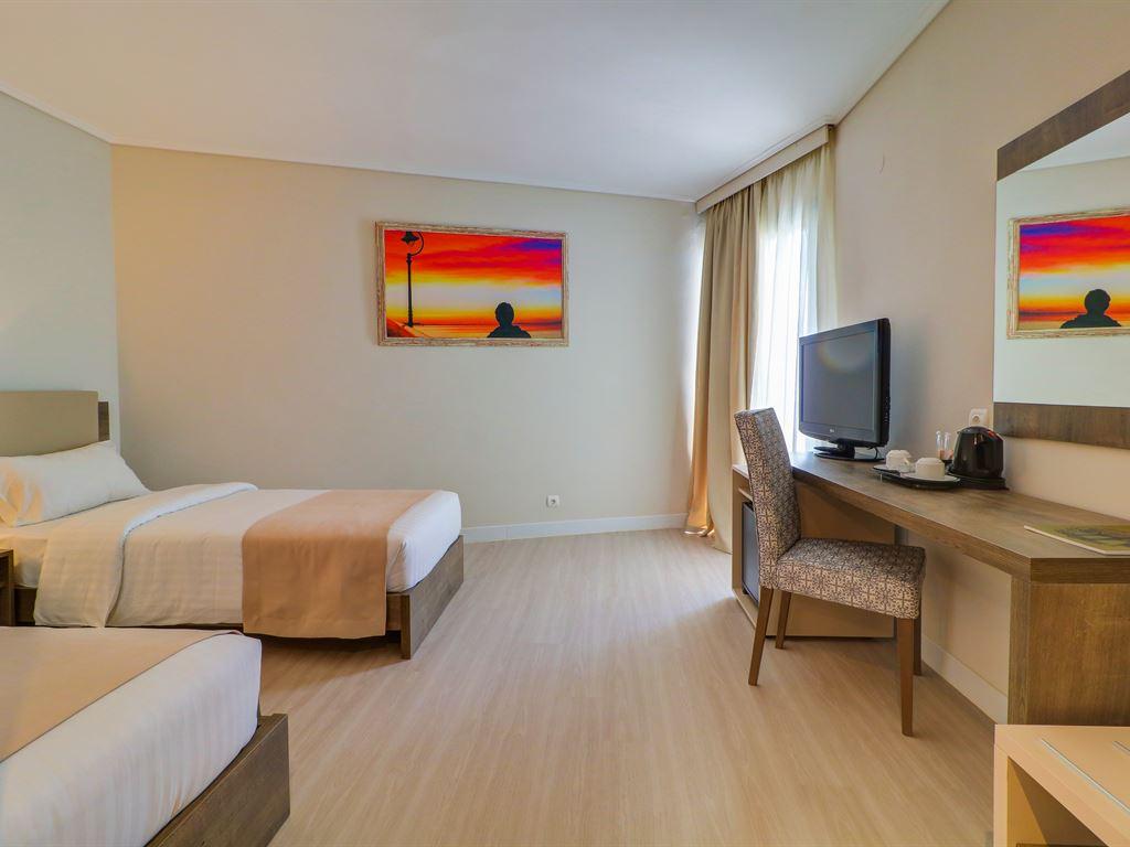 Bomo Palace Hotel: Family