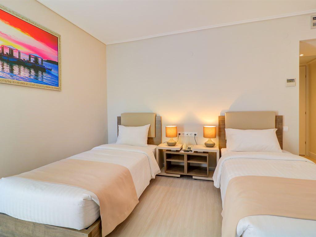 Bomo Palace Hotel: Standard Room