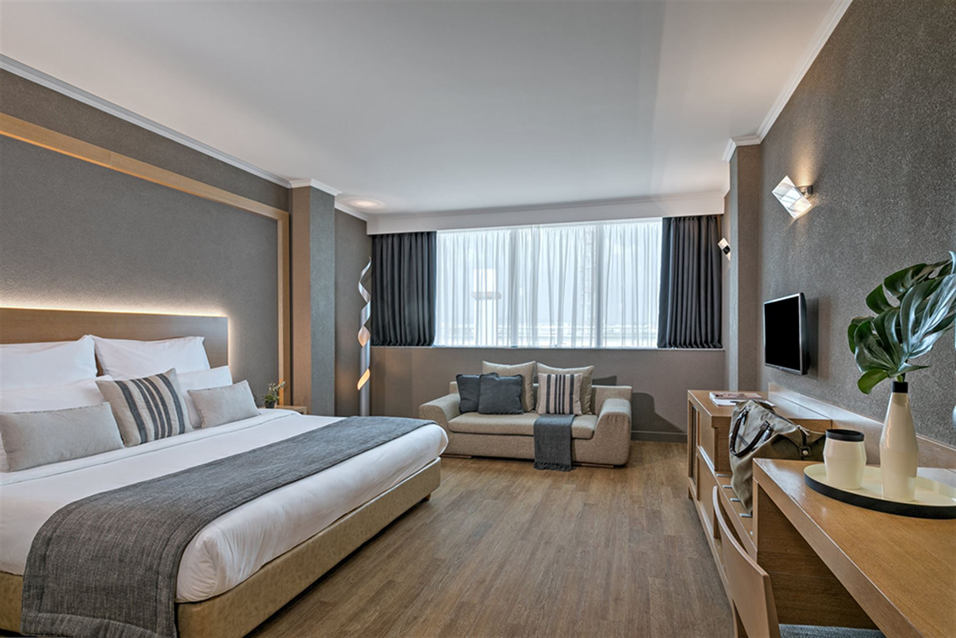 Porto Palace Hotel: Business Suite