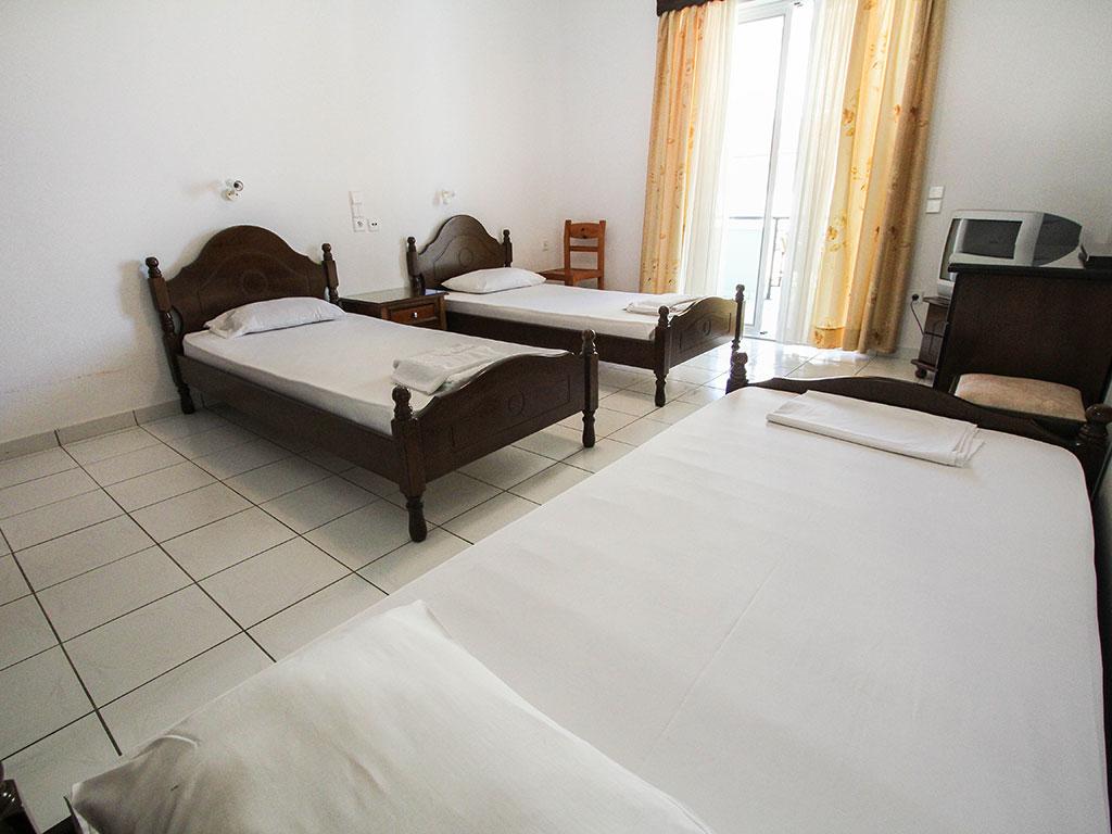 Villa Basil Hotel: Triple Room