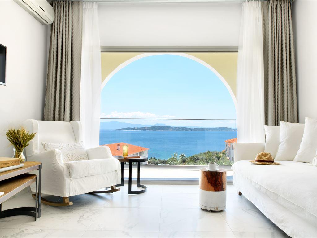 Akrathos Hotel: Luxury Loft Suite