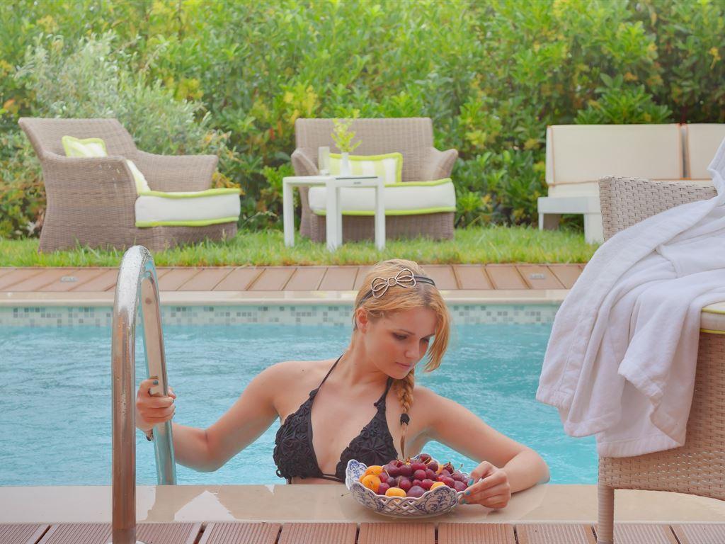 Bomo Litohoro Olympus Resort Villas & Spa: Villa Exercutive