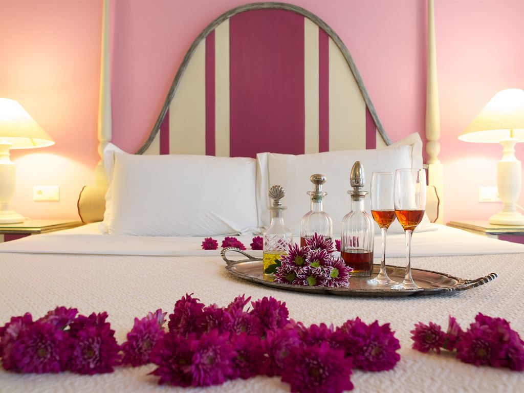 Bomo Litohoro Olympus Resort Villas & Spa: Double